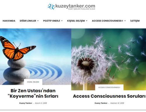 Kuzey Tanker Web Sitesi Tasarımı